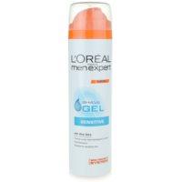 L'Oréal Paris Men Expert Hydra Sensitive borotválkozási gél az érzékeny arcbőrre