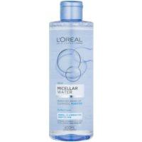 мицеларна вода за нормална към смесена чувствителна кожа