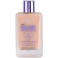 Flüssiges Make Up für Nude-Make-up
