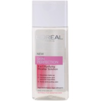 L'Oréal Paris Skin Perfection Micellar Cleansing Water 3 In 1