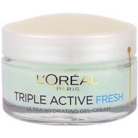 L'Oréal Paris Triple Activ Fresh géles krém normál és kombinált bőrre