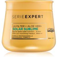 L'Oréal Professionnel Serie Expert Solar Sublime hranjiva maska za kosu iscrpljenu od sunca
