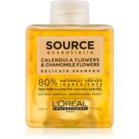 L'Oréal Professionnel Source Essentielle Calendula Flowers & Chamomile Flowers απαλό σαμπουάν για τα μαλλιά