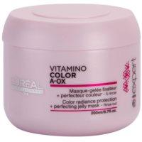 L'Oréal Professionnel Série Expert Vitamino Color AOX masca pentru regenerare pentru par vopsit