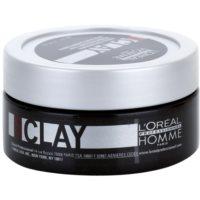 L'Oréal Professionnel Homme Styling Моделююча глина сильної фіксації