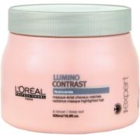 L'Oréal Professionnel Série Expert Lumino Contrast regenerační maska pro melírované vlasy