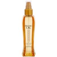 odżywczy olejek do wszystkich rodzajów włosów
