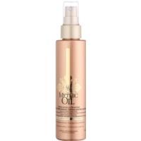 emulsión en spray para desenredar el cabello normal y fino