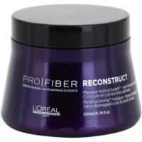 regenerační maska pro velmi suché a poškozené vlasy