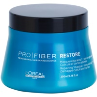 Restoring Mask For Damaged, Chemically Treated Hair