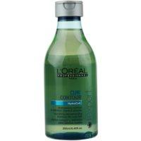 Shampoo mit ernährender Wirkung für Dauerwelle und welliges Haar