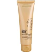 ochranný regeneračný krém pre tepelnú úpravu vlasov