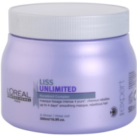 Smoothing Mask For Unruly And Frizzy Hair