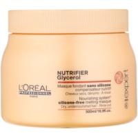 L'Oréal Professionnel Série Expert Nutrifier подхранваща маска  за суха и увредена коса