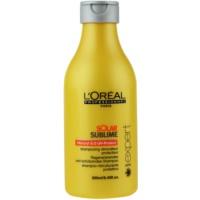 L'Oréal Professionnel Série Expert Solar Sublime szampon regenerujący do włosów narażonych na szkodliwe działanie promieni słonecznych