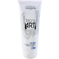 L'Oréal Professionnel Tecni.Art Fix Max gel per capelli per fissare e modellare