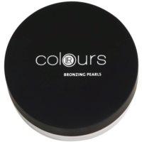 Bronzer-Perlen für die Wangen