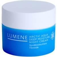 Deep Moisturizing Night Cream For Normal And Dry Skin