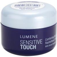 crema de noapte cu efect calmant pentru piele sensibila cu tendinte de inrosire