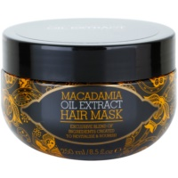 Macadamia Oil Extract Exclusive Nourishing Hair Mask For All Types Of Hair
