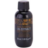 Macadamia Oil Extract Exclusive cuidado nutritivo para cabelo