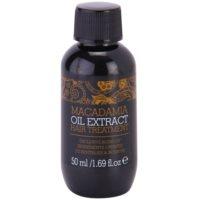 Macadamia Oil Extract Exclusive vyživujúca starostlivosť na vlasy