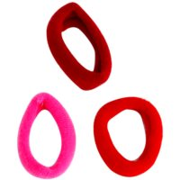 Coloured Hair Elastics
