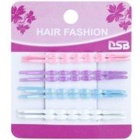 barevné pinety do vlasů
