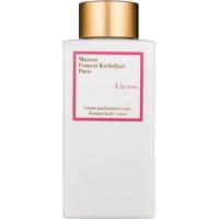 Maison Francis Kurkdjian A la Rose krema za telo za ženske 250 ml