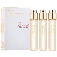 parfémovaná voda unisex 3 x 11 ml náplň