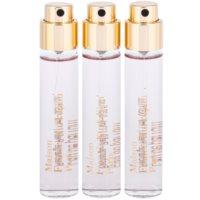 eau de parfum nőknek 3 x 11 ml töltelék