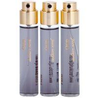 extracto de perfume unisex 3 x 11 ml recarga