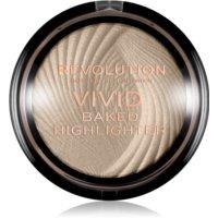 Makeup Revolution Vivid Baked печена озаряваща пудра