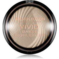 Makeup Revolution Vivid Baked Pudra coapta, pentru stralucire