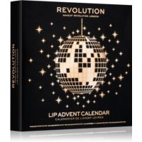 Makeup Revolution Lip Advent Calendar Adventskalender