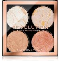 Makeup Revolution Cheek Kit палитра за лице