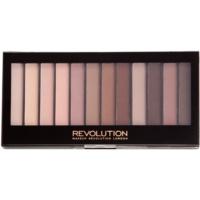Makeup Revolution Essential Mattes 2 Palette mit Lidschatten