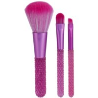 Makeup Revolution I ♥ Makeup Pink Diamonds Set mit kleinen Pinseln