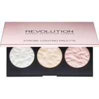 Makeup Revolution Strobe Lighting paleta iluminadora 11,5 g
