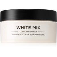 Maria Nila Colour Refresh White Mix Nährende Maske ohne Farbpigmente zur Gestaltung von Pastelltönen