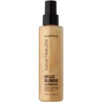 Emulsion zur Belebung blonder Haarfarbe
