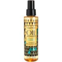 vyživující olej pro lesk vlnitých a kudrnatých vlasů