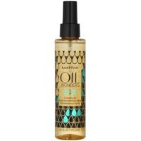 подхранващо масло за блясък на къдрава и чуплива коса