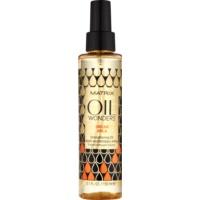 obnovujúci olej na lesk a hebkosť vlasov