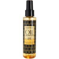 vyživující olej pro dokonalý střih vlasů