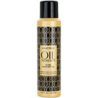 olje v pršilu za hitrejše sušenje las
