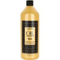 mikro-olejový šampon pro lesk a hebkost vlasů