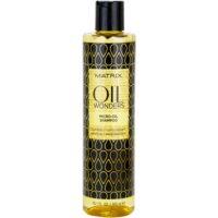 champú con micro-aceites para dar brillo y suavidad al cabello