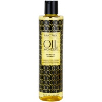 Micro-Oil Shampoo For Shine And Softness Of Hair
