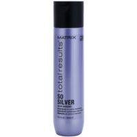 Matrix Total Results So Silver sampon pentru protectia culorii parului blond